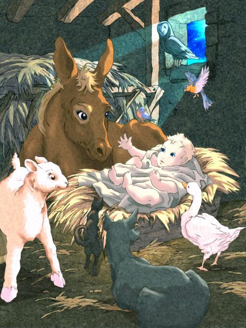 Donkeys Carol Product(approved)